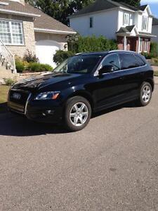 2010 Audi Q5 cuir VUS