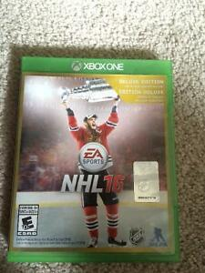 NHL 16 FOR SALE $25