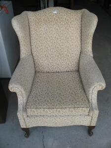Furniture for sale and other items.