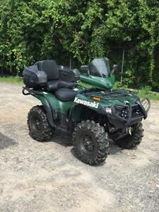 2006 BRUTE FORCE 750 VTWIN