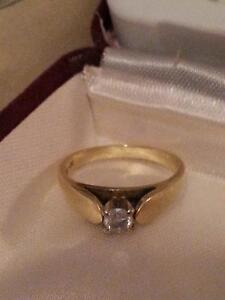 diamond engagement ring Cornwall Ontario image 2