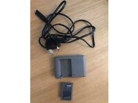Genuine Olympus BCN-1 charger & BLN battery