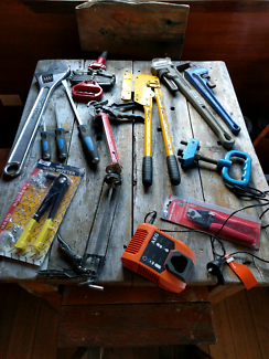 Various tools for sale!