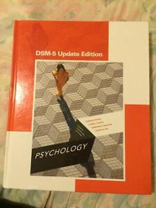 First year psych textbook