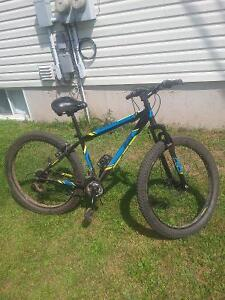 Mountain bike for sale only 4 months old