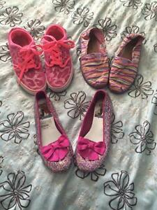 Size 4 youth girls shoes