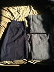 St. Paul's uniform pants and short