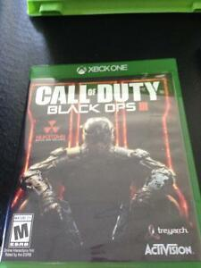 Call of Duty Black Ops III for XBOX One St. John's Newfoundland image 1