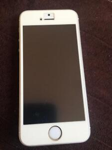 iphone 5s - silver-16GB