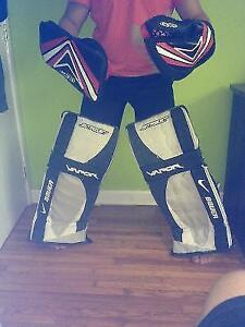 Équipement de gardien/Street hockey goalie equipment