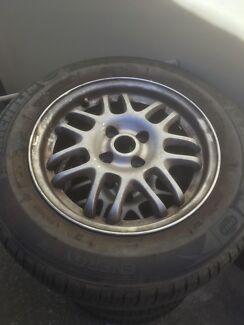 Roh 15 inch wheels