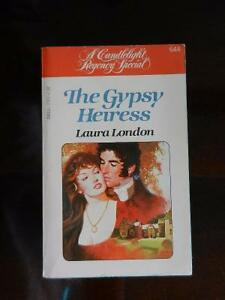 The Gypsy Heiress by Laura London