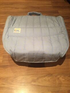 The first years portable baby bed