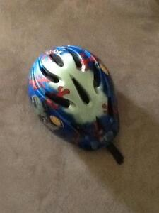 Small Boys Bike Helmet