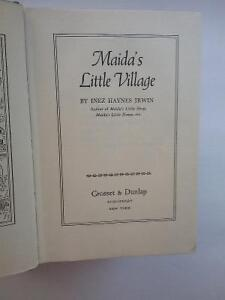 Vintage Lot of Four Maida's Series of Books by Inez Haynes Irwin Belleville Belleville Area image 4