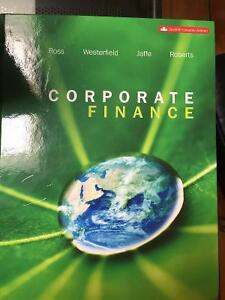 Corporate Finance, 7th canadian edition