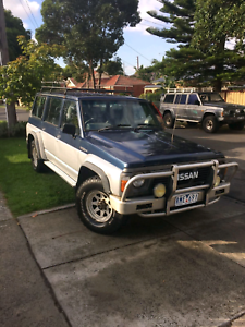 1989 Nissan Patrol With Rego Coburg Moreland Area Preview