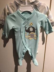Preemie Boy Clothing - Selling all together