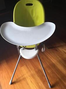 Phil and Teds lime green poppy high chair!! Canning Vale Canning Area Preview