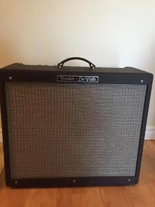 all tube amp! Fender Deville 2x12. extremely good condition!