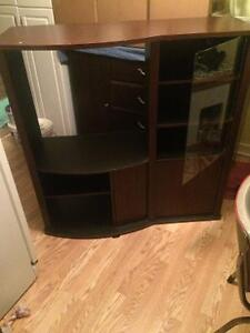 Tv , display cabinet