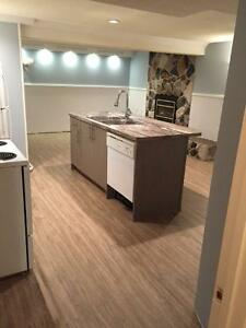 Newly Renovated 2 BDRM Suite Near University
