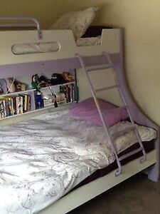 Kids Double / Single Bunk bed with two mattresses Parkinson Brisbane South West Preview