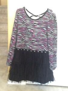 Girls Dress sz 12
