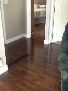 Flooring installation and refinishing services in british for Columbia flooring installation instructions