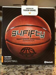 New 94 Fifty Basketball Size 6  Bluetooth