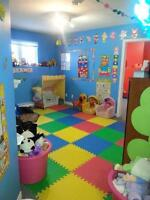 Home Daycare located in Dieppe