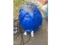 Lay z spa pump and heater