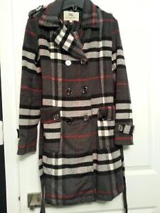 Burberry Fall/Spring Trench Lined Coat