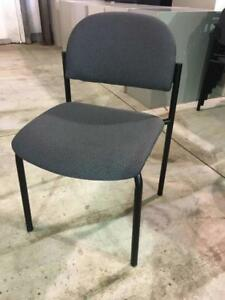 Office Chairs - Fabric Guest Chairs - $49