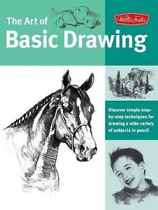 The-Art-of-Basic-Drawing-By-Foster-Walter-Pencil-Animals-People