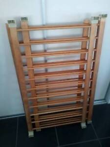 Kids Wooden Large Square Playpen Gold Coast Region Preview