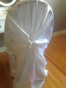 49 brand new universal chair covers! Better than renting