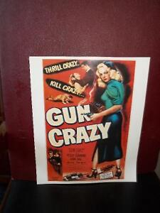 PRINTS OF MOVIE POSTERS FROM THE 50'S TO THE 80'S Cornwall Ontario image 1