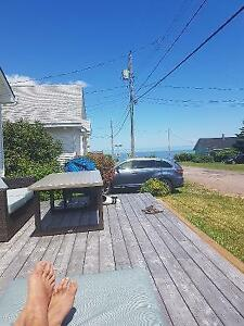 All incl 3bedroom cottage $1100-Oct1-May31 (heat,lights,water)