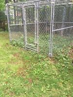 Dog Run / Kennel / Fence - 8x10