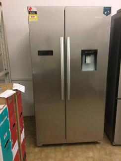 SPECIAL SALE HISENSE 610L LIKE NEW CONDITION SIDE BY SIDE FRIDGE