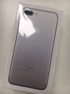 Selling Brand new Iphone 7 plus 128gb Silver Ryde Ryde Area Preview