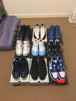 Jordan Clearance Size 9