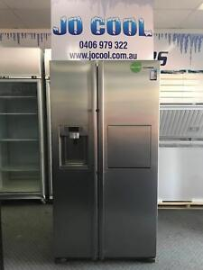 Samsung 702l Stainless Double Door Canning Vale Canning Area Preview