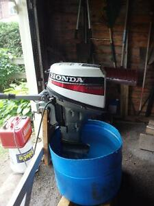 HONDA 8H.P. FOUR STROKE OUTBOARD