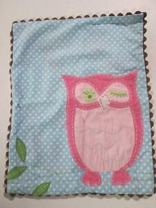Pottery Barn Kids Owl Sham, MINT condition