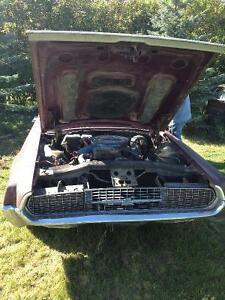 1967 Tbird **(Reduced by $1500)**