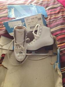 Risport Figure Skates-Child Size 10