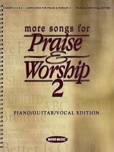 More-Songs-for-Praise-and-Worship-2-2002-Paperback
