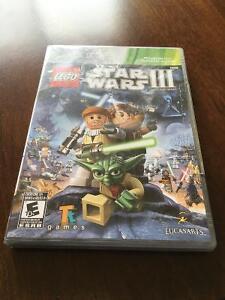 LEGO Star Wars III:The Clone Wars-Xbox 360 Standard Edition